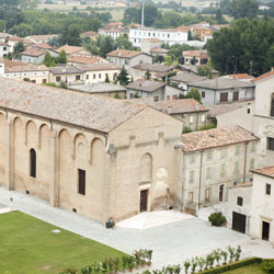 Museo Civico Polironiano - Museum - The monastery complex